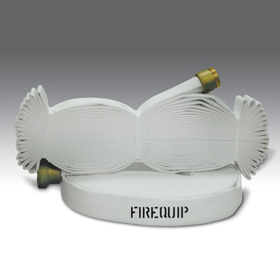 Firequip Fire Hose Rack and Reel hose
