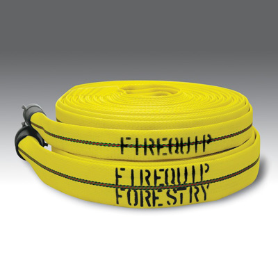 Firequip Fire Hose Wildland Ultra thermo-polyurethane lined hose