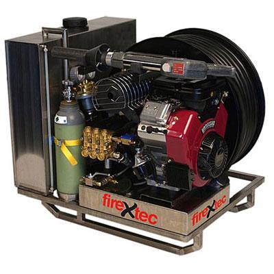 FK250-4/MD high pressure fire extinguishing device