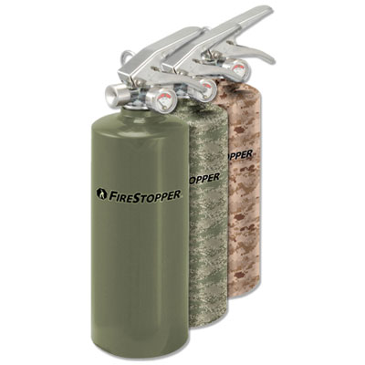 FireStopper International FSM-200 a 900ml all purpose disposable fire extinguisher