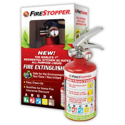 FireStopper International PFE 101 all purpose extinguisher
