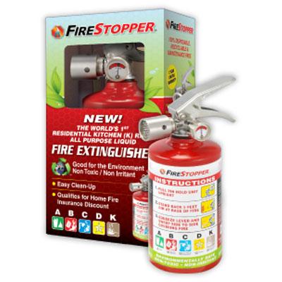 FireStopper International PFE 102 all purpose extinguisher