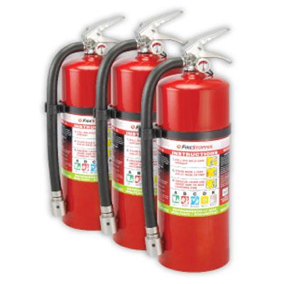 FireStopper International PFE 2L refillable extinguisher