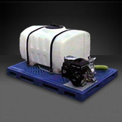 FireStopper International SK 1003 portable firefighting skid unit