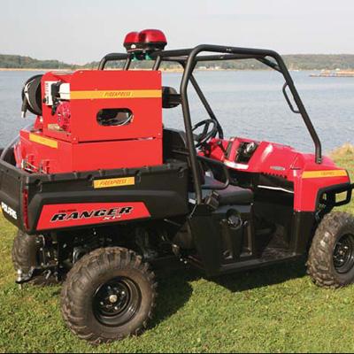 Firexpress Ranger 800xP terrain vehicle