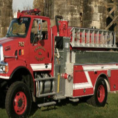 Firovac Off Road Units firefighting vehicle