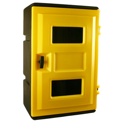 FlameFighter Corporation JBXY85 one SCBA cabinet