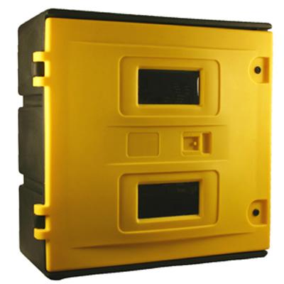 FlameFighter Corporation JBXY90 SCBA cabinet