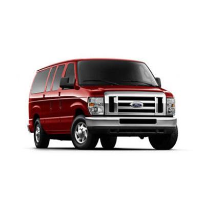 Ford E-350 Extended Commercial cargo van