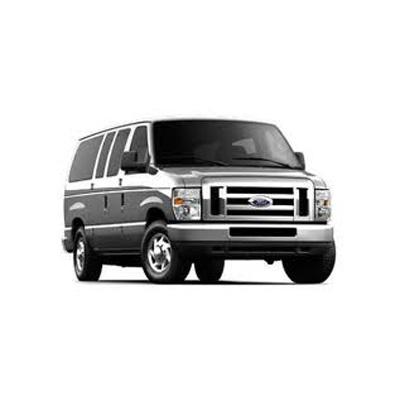 Ford E-Series Wagon E-150 XLT vehicle