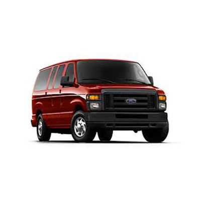 Ford E-Series Wagon E-350 XL Extended Length vehicle