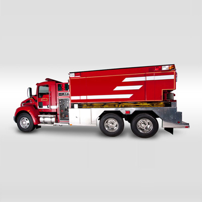 Fouts Bros. Fire Equipment 3000 Gallon tanker