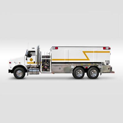 Fouts Bros. Fire Equipment 4000 Gallon Super tanker