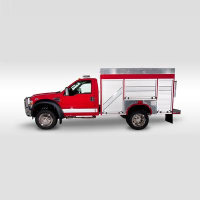 Fouts Bros. Fire Equipment 9 Foot Mini pumper