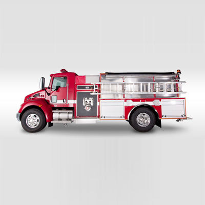 Fouts Bros. Fire Equipment CJ Series pumper