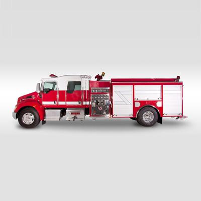 Fouts Bros. Fire Equipment CJ Series Rescue pumper