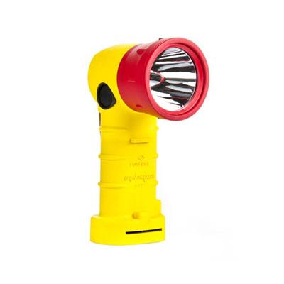 FoxFury Breakthrough BT2 Yellow LED Right Angle flashlight