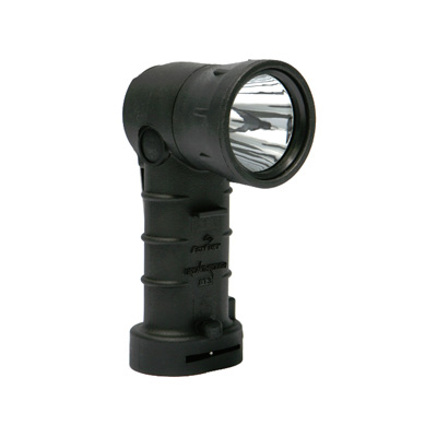 FoxFury Breakthrough BT3 LED right angle light with black exterior