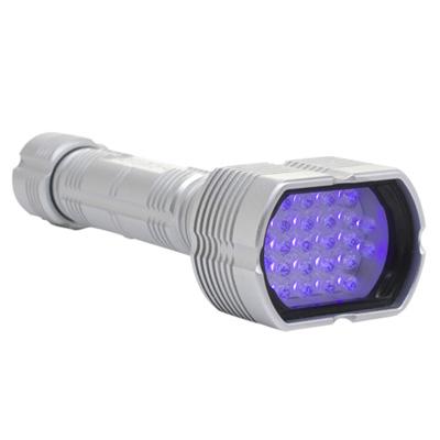 FoxFury HammerHead UV 395 nm ALS portable LED flashlight