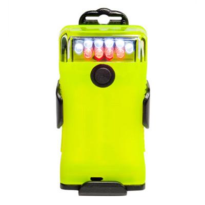 FoxFury Scout Tasker-Safety Glow Case Right Angle light