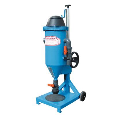 Fritz Emde PFF-FLIPP-AIR-MATIC mobile powder filling unit