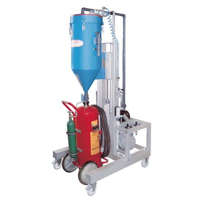 Fritz Emde PFF-SUMATIC-V 100/50 powder filling unit