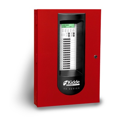 Edwards Signaling FX-10RD Conventional Fire Alarm System