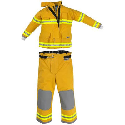 Fyrepel OSX Attack turnout gear