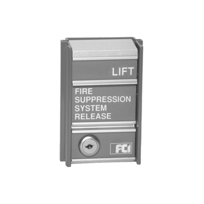 Gamewell-FCI 1100-0634 fire alarm station