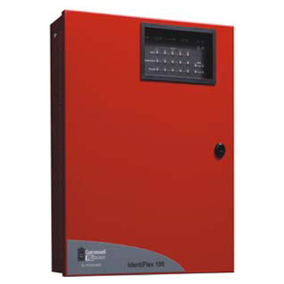 Gamewell-FCI IdentiFlex 100 single loop addressable fire alarm control panel