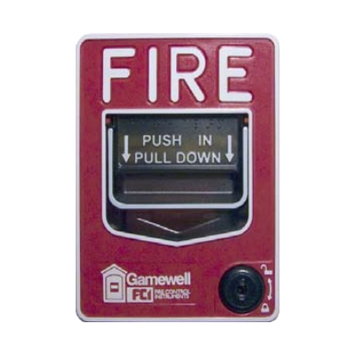 Gamewell-FCI MS95-DL manual pull station