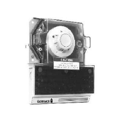 Gamewell-FCI XP95-IDR four-wire air duct ionization smoke detector