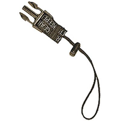 Gear Keeper AC0-0204 S/R lanyard w/ barrel lock