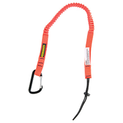 Gear Keeper TL1-3024 super coil stainless steel carabiner