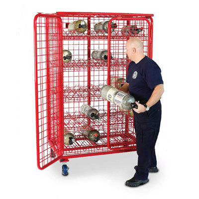GEARGRID Miami System multi-use storage system