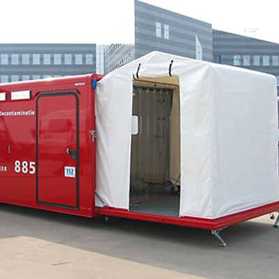 Gemco Mobile Systems Decontamination 20PPH unit