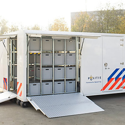 Gemco Mobile Systems Hazmit control unit