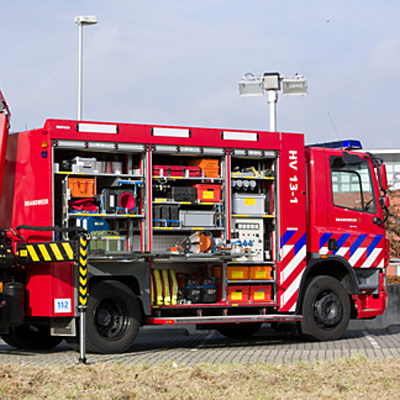 Gemco Mobile Systems Heavy Duty Rescue vehicle