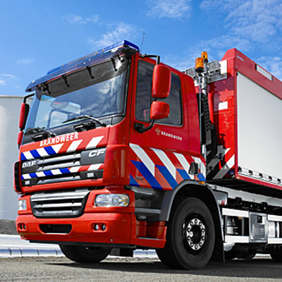 Gemco Mobile Systems Heavy Rescue vehicle