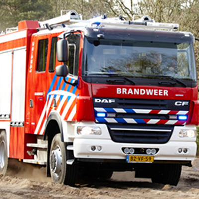 Gemco Mobile Systems Municipal Fire Engines 4×2 vehicle