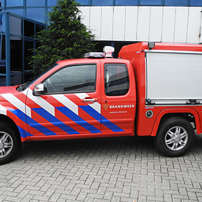 Gemco Mobile Systems Rapid Interventionvehicle