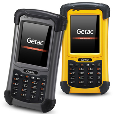 Getac PS236 fully rugged handheld