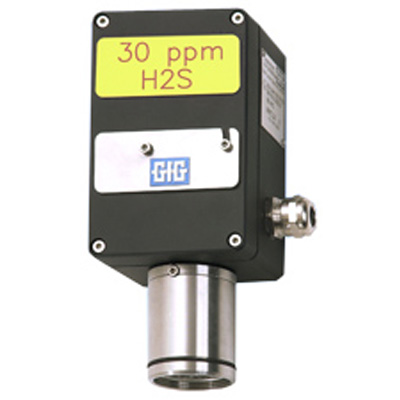 GfG EC24 transmitter for toxic gases, oxygen and hydrogen