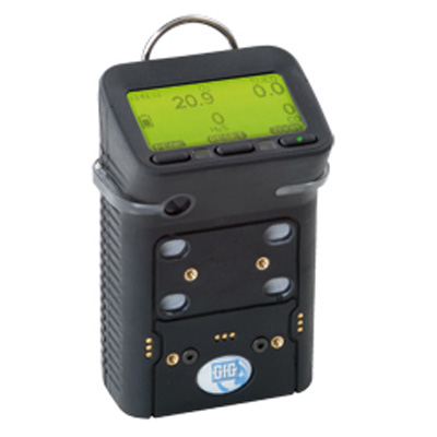GfG Microtector II G450 4 gas detector with performance test approval