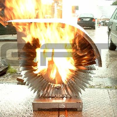 Gft General Firetech Gmbh FLT700 FireWheel