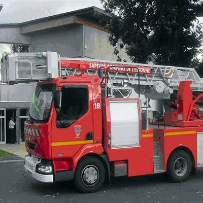 Gimaex DLA(K) 12/9 ladder truck