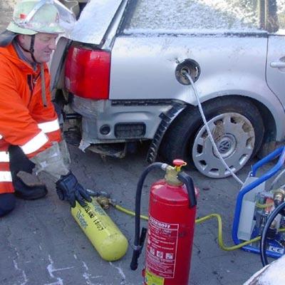 Gimaex Mobilus fuel suction pump