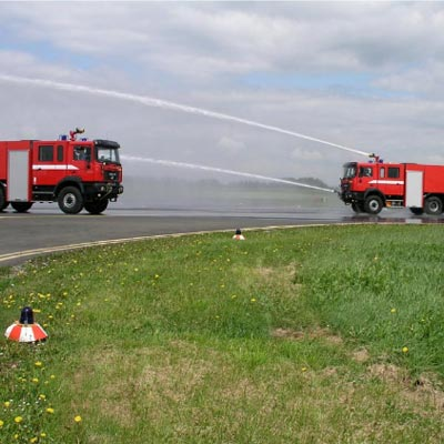 Gimaex TLF 60/80 fire fighting vehicle