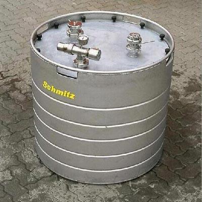Gimaex Vacuum container
