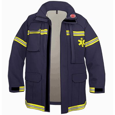 Globe EMSRescue Coat rescue gear